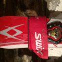Volkl Racetiger 176 GS Skis